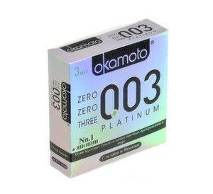Презервативы Okamoto Platinum