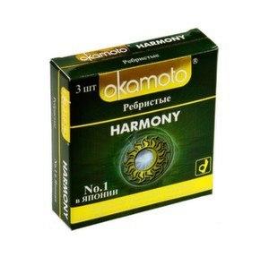 Презервативы Okamoto Harmony