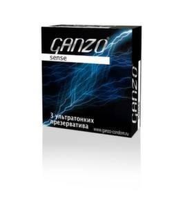 Презервативы Ganzo Sense