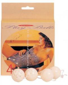 Вагинальные шарики 4шт