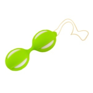 Вагинальные шарики зеленые