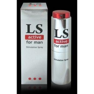 Спрей для мужчин (стимулятор) LOVESPRAY ACTIVE