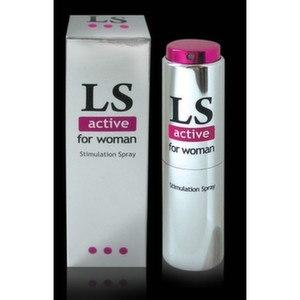 Спрей для женщин (стимулятор) LOVESPRAY ACTIVE